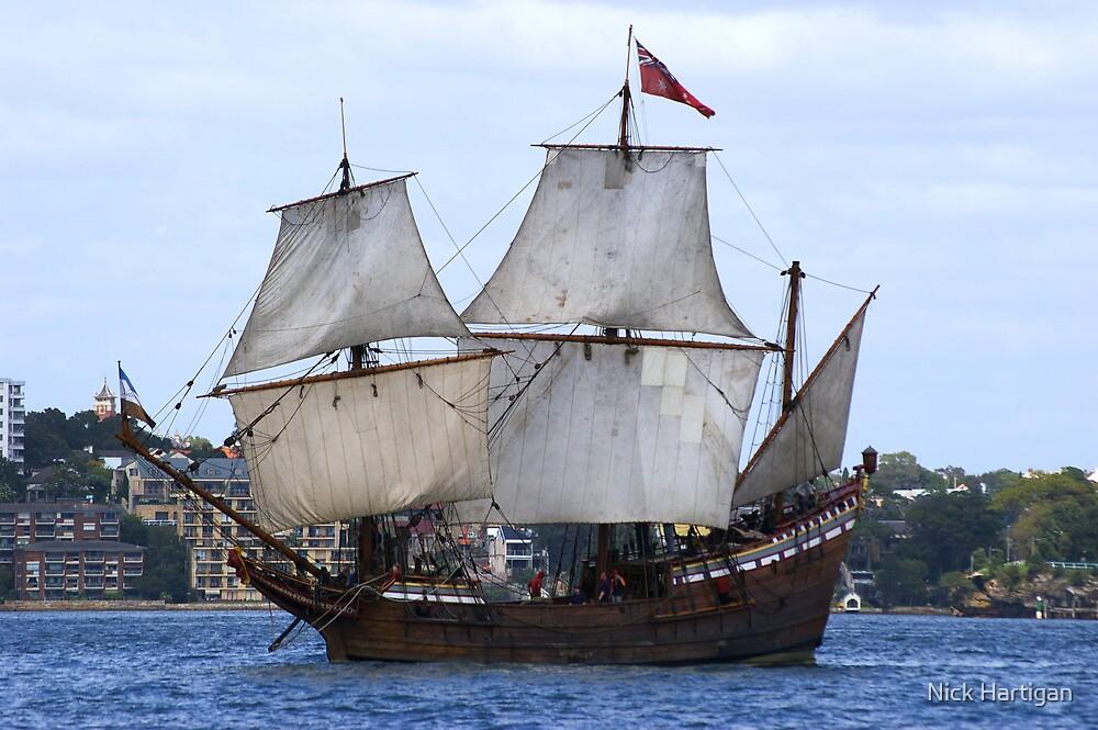 Pirates Ahead!! by Nick Hartigan