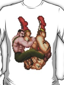 Haggar Vs Zangief T-Shirt