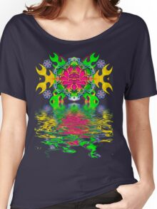 lIqUIDpSy Women's Relaxed Fit T-Shirt