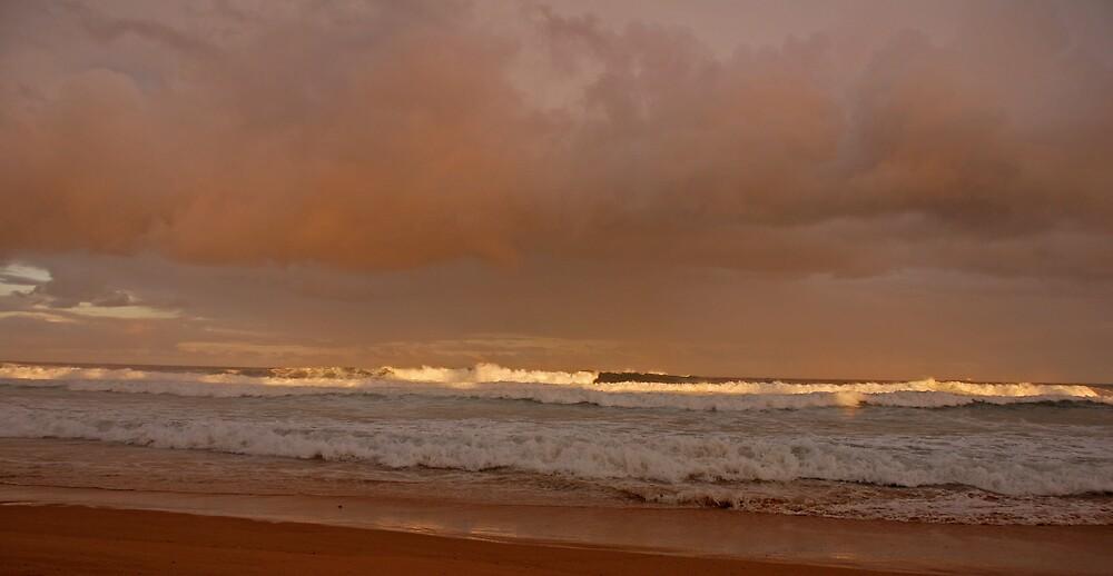 Amazing Sunset by Chris  O'Mara
