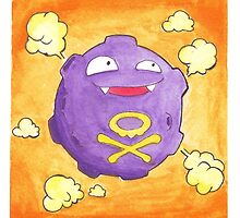 Koffing  by kpcomix