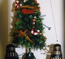 Christmas Hijinx - Blame the Doctor by lightsmith