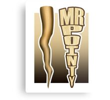 Mr. Pointy - Buffy Metal Print