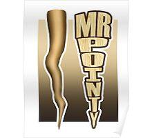 Mr. Pointy - Buffy Poster