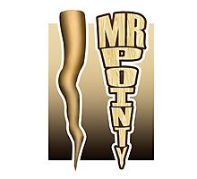 Mr. Pointy - Buffy Photographic Print