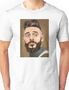 Jon Bellion : Looking at you  Unisex T-Shirt