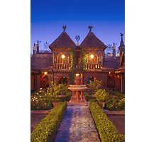 French Hospitality Photographic Print