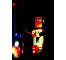return of the the robots Photographic Print
