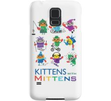 Kittens with Mittens Samsung Galaxy Case/Skin