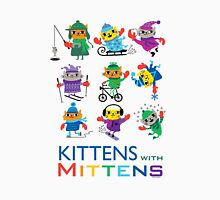 Kittens with Mittens Unisex T-Shirt