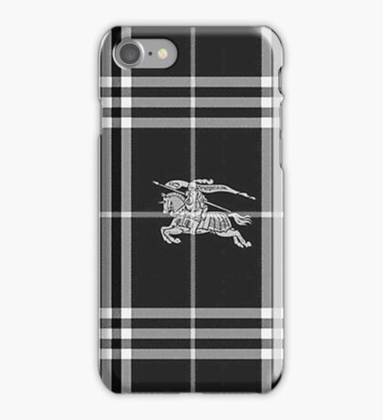 Burberry iPhone Case/Skin
