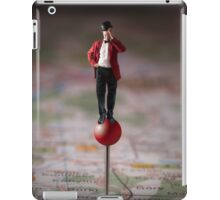 Lost Without Your Mobile Device? iPad Case/Skin
