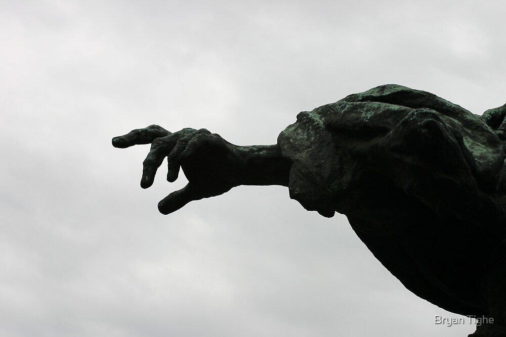 The Hand by Bryan Tighe