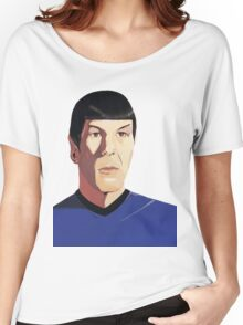 Mr Spock tshirt Women's Relaxed Fit T-Shirt