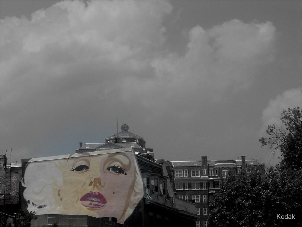 Marilyn by Kodak