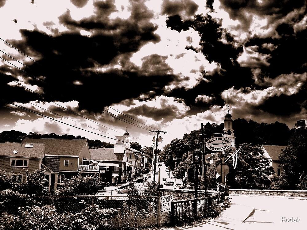Stormy Clouds by Kodak