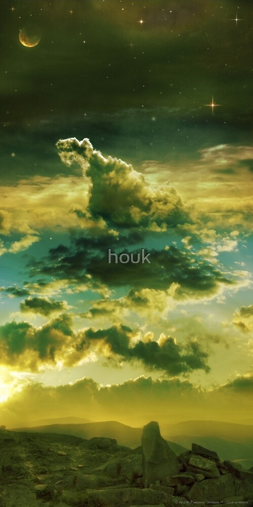 Spacerock IX - Cloud of Promise by houk