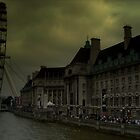 The Eye on the River by Kodak