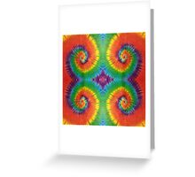 The colors of love Greeting Card