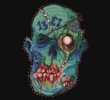 Trick-or-Treating 1313 Rotted Face T-Shirt