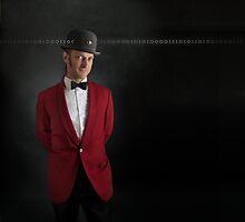 Cyber Security Man by Irene Liebler
