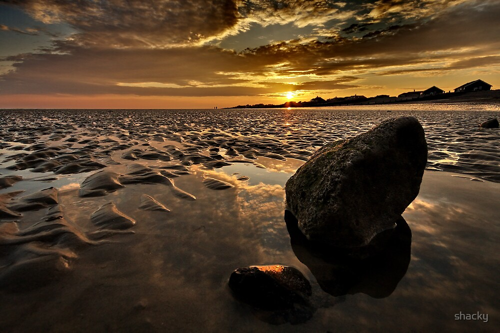 Last Rays for rock by shacky