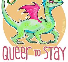 queer to stay by pagalini
