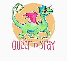 queer to stay Unisex T-Shirt