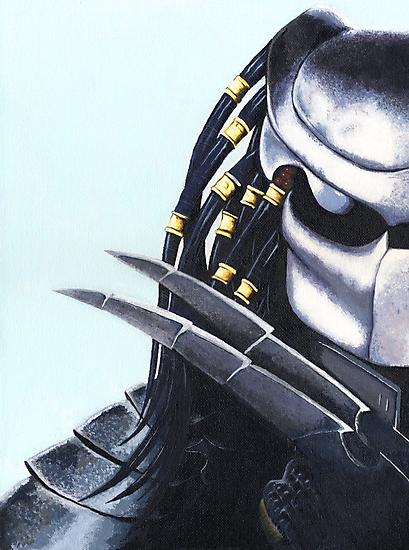 Predator by Andy  Housham