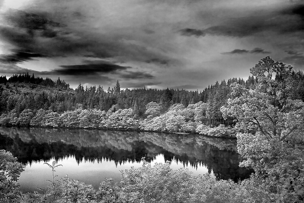 Loch Drunkie 2 by Chris Clark