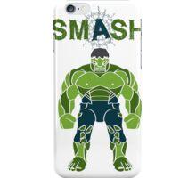 SMASH iPhone Case/Skin