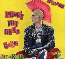 Punk & Disorderley by Andy  Housham