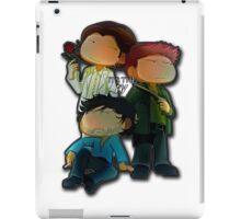 SPN Cheebs--End!VERSE iPad Case/Skin