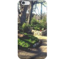 Peace with Nature iPhone Case/Skin