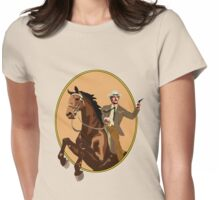 McCloud - Yee Haw! Womens Fitted T-Shirt