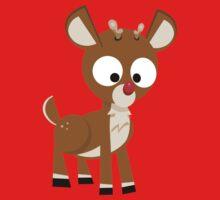 Rudolph Baby Tee