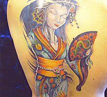 geisha... erm, maiko by margodalia
