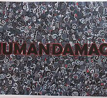 humandamage by electricsander