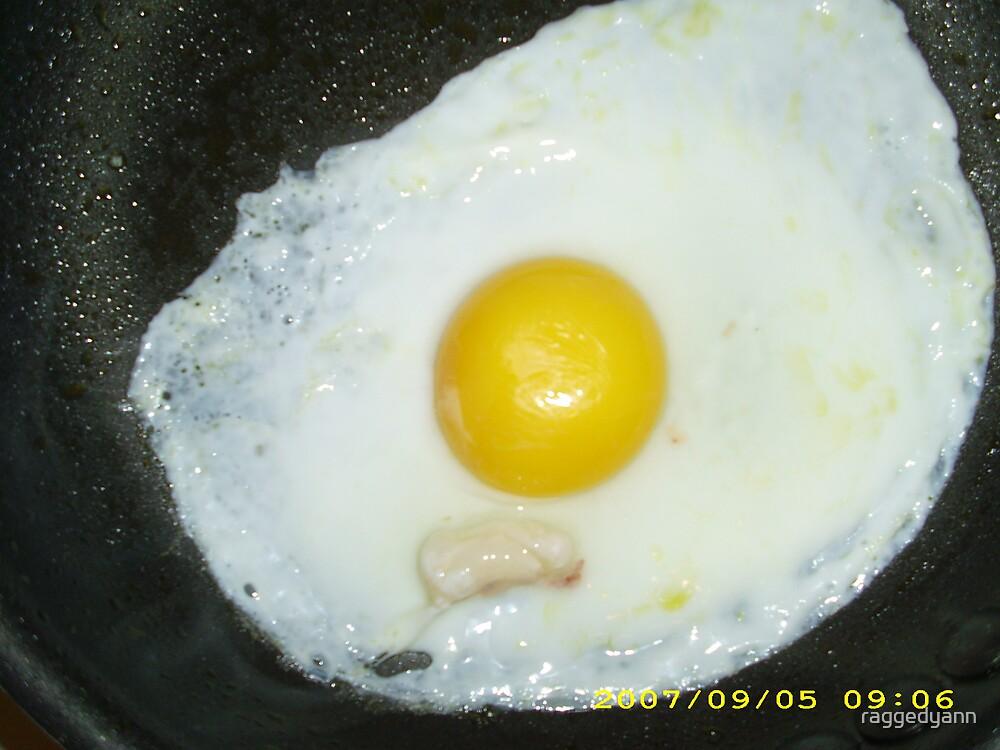 eggcitement by raggedyann