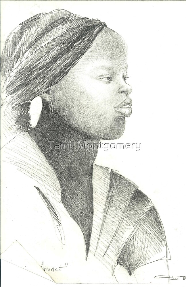 Aminat Profile by Tami  Montgomery