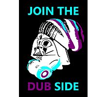 Dub Vader (negative) Photographic Print