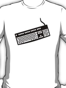 Keyboard computer T-Shirt