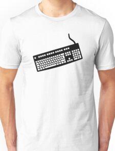 Keyboard computer Unisex T-Shirt