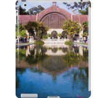 Arboretum - Balboa Park iPad Case/Skin