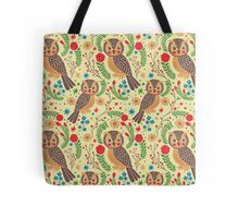 The Classic Horned Owl  Tote Bag