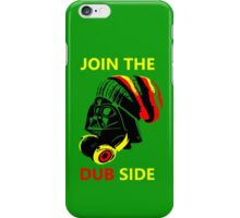 Dub Vader (red-yellow) iPhone Case/Skin