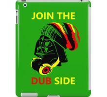 Dub Vader (red-yellow) iPad Case/Skin