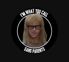 Waynes World - Sans Parents Unisex T-Shirt