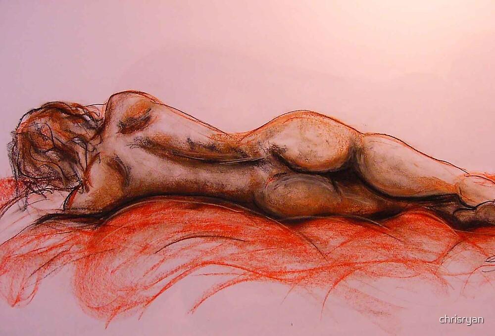 Nude Study by chrisryan