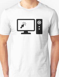 Desktop computer screen T-Shirt